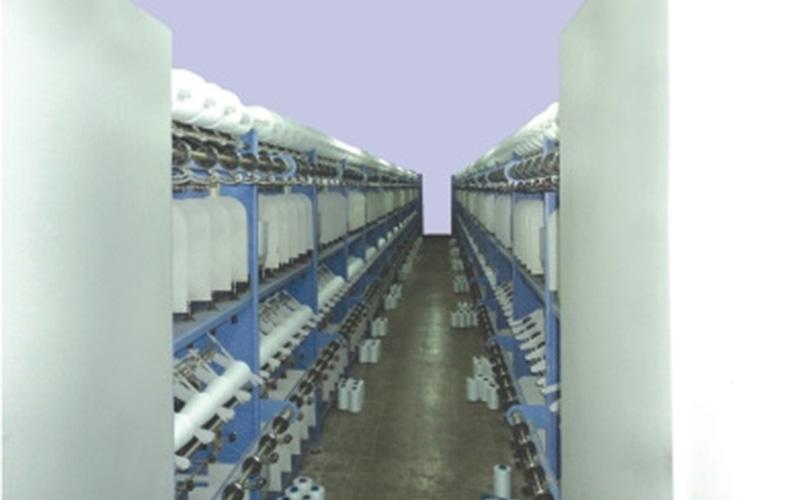Double Deck Standard Cotton / Spun Yarn