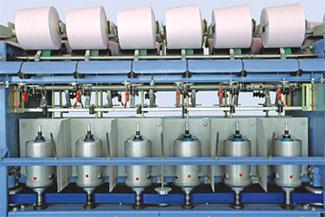 Double Deck Advanced Cotton / Spun Yarn