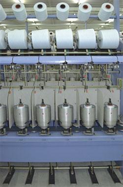 Compact TFO Cotton / Spun Yarn