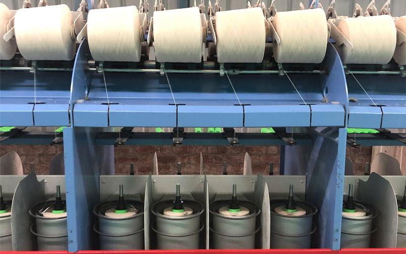 200mm Pot Industrial Thread Spun