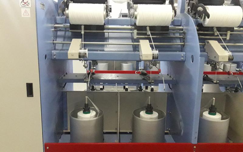 260 mm Pot Industrial Thread Spun